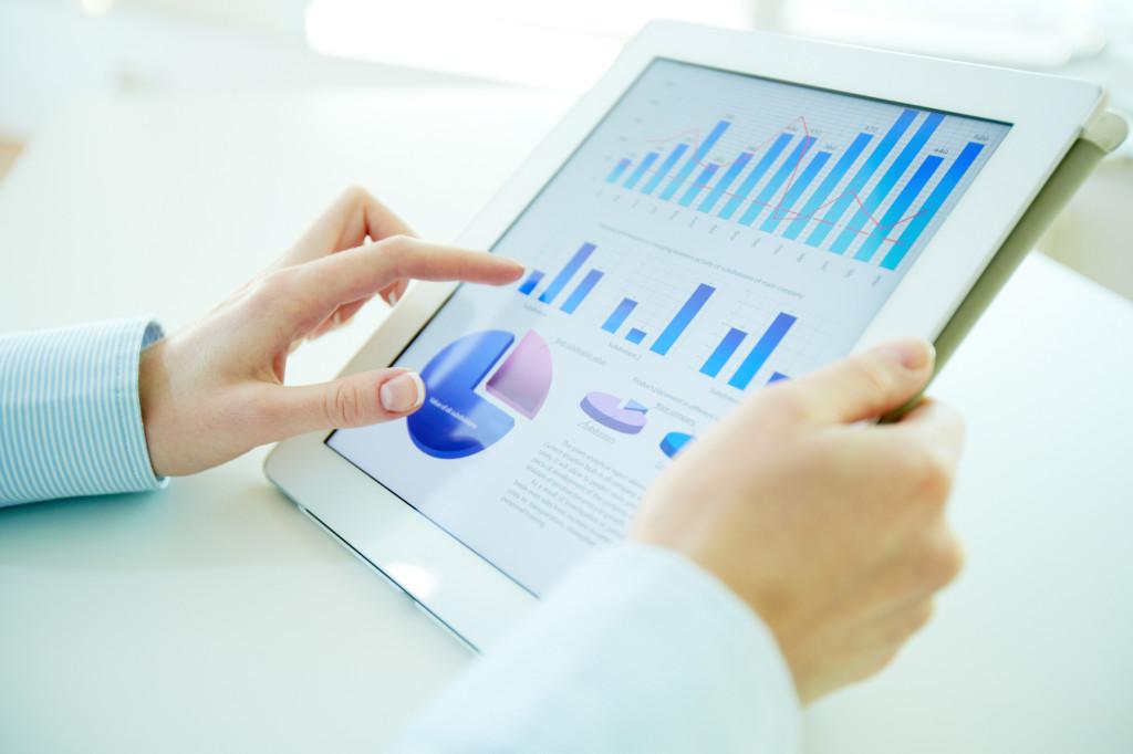 Digital statistics